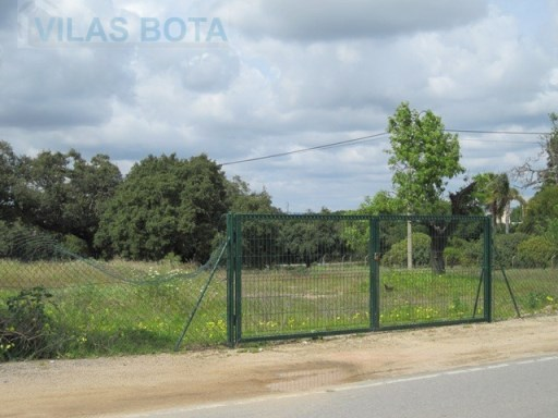 Plot of land for sale – Algarve – Almancil. |