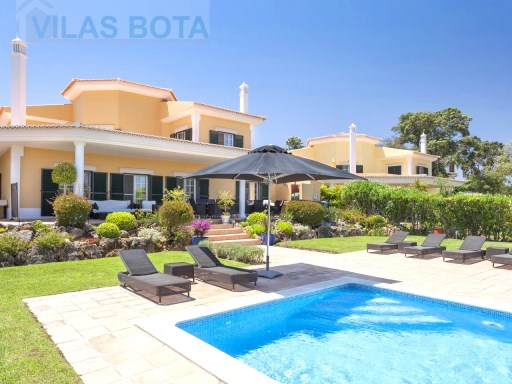 5 bedroom privat villa with pool and garden – Quinta do Lago  | 5 Bedrooms | 6WC