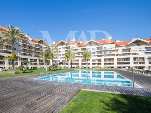 Exclusive listing is this Luxury 4 bedroom apartment in Cascais Centre... | 4 Bedrooms | 3WC