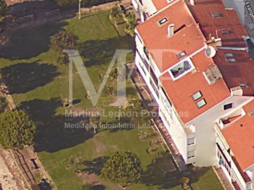 Apartment in Cascais in Rana  | 1 Bedroom + 2 Interior Bedrooms | 2WC