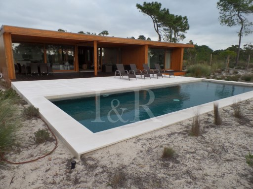 4 bedrooms house in Eco-resorts in Troia | 4 Bedrooms | 4WC