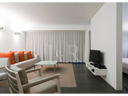 Excellent one bedroom apartment with terrace at Troia | 1 Bedroom