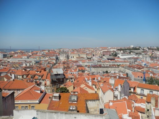 EXCELLENT 2 BEDROOM DUPLEX IN CASTELO (LISBON), GREAT VIEW OVER THE CITY, PARKING | 2 Bedrooms