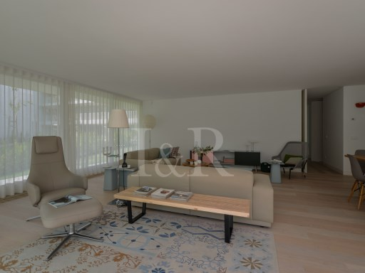 EXCELLENT 4 BEDROOM APARTMENT IN A CHARMING DEVELOPMENT IN SANTOS (LISBON) | 4 Bedrooms | 3WC
