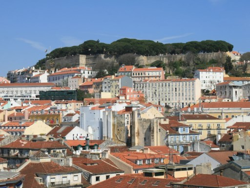 1 BEDROOM APARTMENT NEAR SÃO JORGE CASTLE IN LISBON  | 1 Bedroom | 1WC