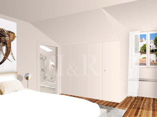 2 BEDROOM +1 APARTMENT NEAR SÃO JORGE CASTLE IN LISBON  | 2 Bedrooms + 1 Interior Bedroom | 3WC