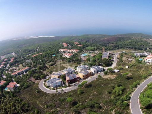 PLOT WITH SEA VIEW IN CASCAIS |