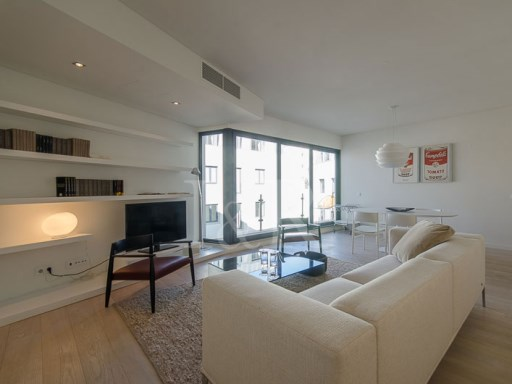 4 BEDROOM APARTMENT DUPLEX IN GATED COMMUNITY IN THE HISTORIC CENTRE OF LISBON | 4 Bedrooms | 4WC