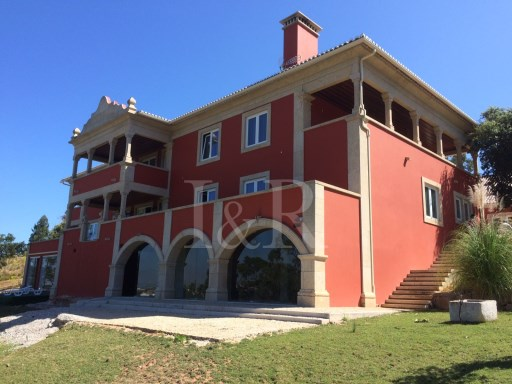 5 BEDROOM COUNTRY HOUSE WITH VINEYARD AND WOODS AT 50 MIN FROM LISBON | 5 Bedrooms
