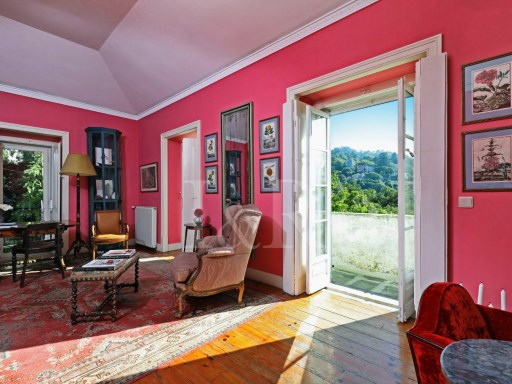 ROMANTIC 6 BEDROOM VILLA IN SINTRA, HISTORIC CENTER | 6 Bedrooms | 6WC