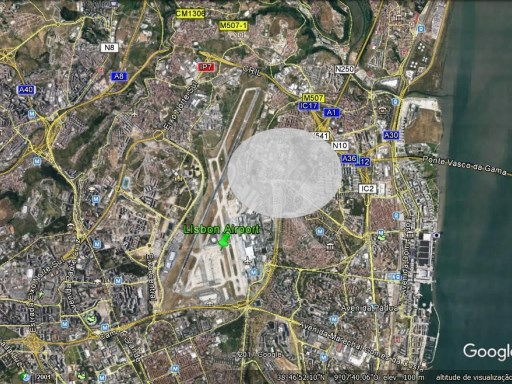 BUILDING WITH A 7% YIELD, NEAR LISBON AIRPORT |