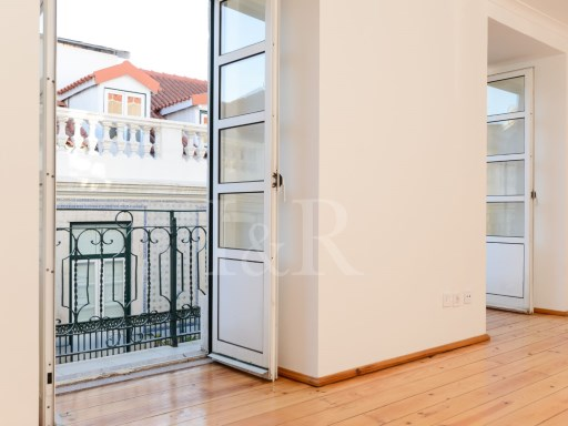 2 BEDROOM APARTMENT WITH BALCONY IN DOWNTOWN LISBON | 2 Bedrooms | 1WC