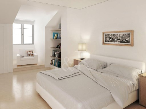 4 BEDROOM APARTMENT DUPLEX IN BAIRRO ALTO, LISBON | 4 Bedrooms | 2WC