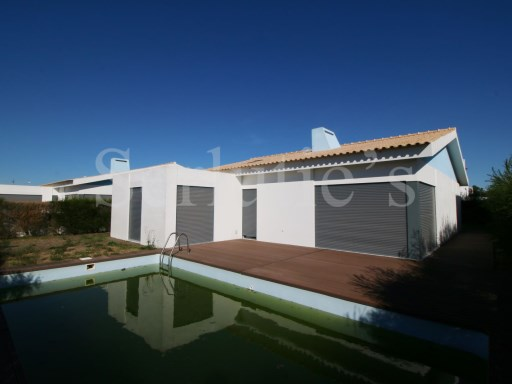 Modern Style Villa with 4 bed, in Comporta | 4 Bedrooms | 3WC