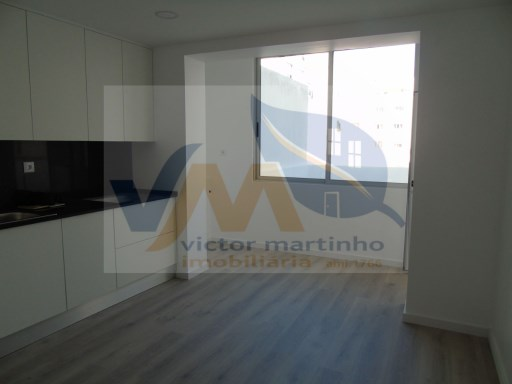 Apartment › Torres Vedras | 2 Bedrooms | 1WC