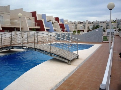 TOWNHOUSE IN OROPESA | 2 Bedrooms | 1WC