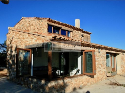 Rustic House › Useras/les Useres | 4 Bedrooms