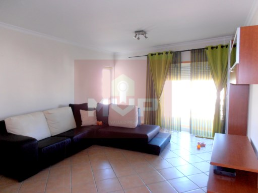 Furnished apartment in Olhão | 3 Bedrooms | 2WC