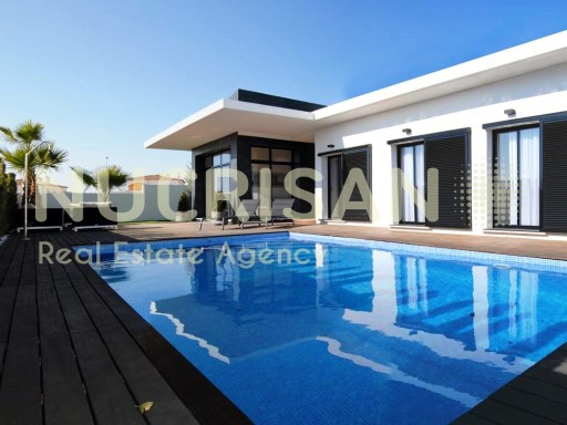 Luxury Villa in Alicante, Orihuela Costa Marina for sale | 4 Pièces | 3WC