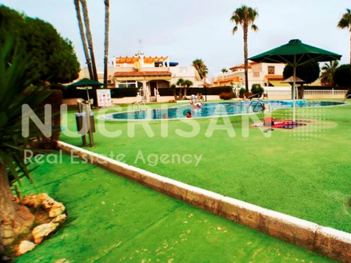 Duplex townhouse in Torrevieja Alicante costa Blanca Villa | 3 Bedrooms | 1WC