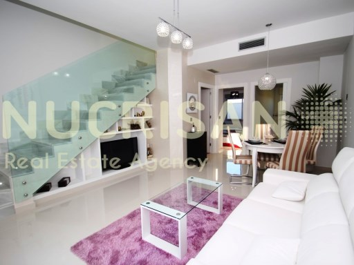 Gardamar of the Segura Alicante Costa Blanca duplex | 2 Bedrooms | 3WC