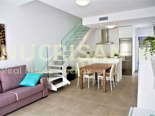 Duplex in residential Lo Pagan coast warm | 3 Bedrooms | 2WC