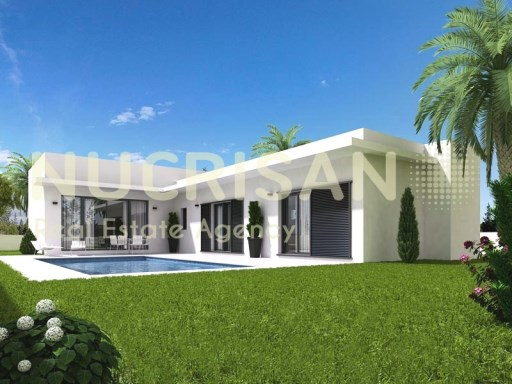 White Villa in La Marina Alicante Costa Blanca | 3 Bedrooms | 2WC
