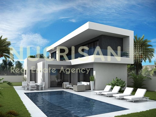 Villa in La Marina model Remee Alicante Costa Blanca | 3 Bedrooms | 3WC