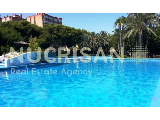 Apartment in San Gabriel Urbanización the Palm Grove Alicante Costa Blanca | 4 Bedrooms | 2WC
