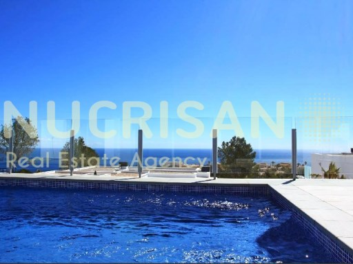 Villa Samos in Summit of the Sun Benitachell Alicante Costa Blanca | 3 Bedrooms | 2WC