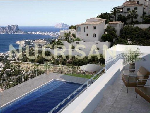 Coral in Benitachell Summit of the Sol Alicante Costa Blanca Villa | 3 Bedrooms | 3WC