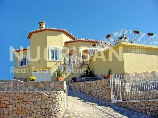 Villa model FARO, in Summit of the Sol Alicante Costa Blanca | 3 Bedrooms | 2WC