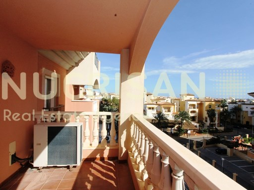 Apartment with views to the sea in Torrevieja | 2 Bedrooms | 2WC