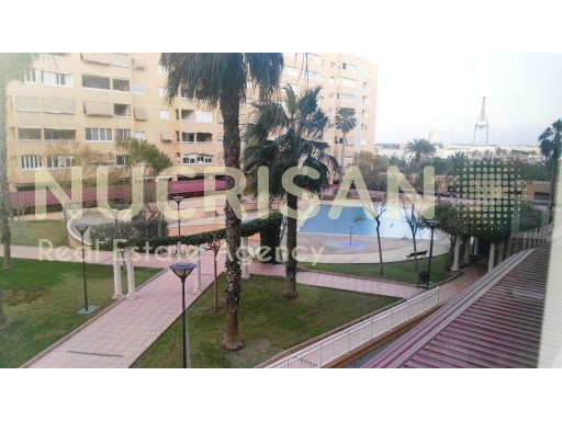 Apartment Babel Alicante area urbanization | 3 Bedrooms | 2WC