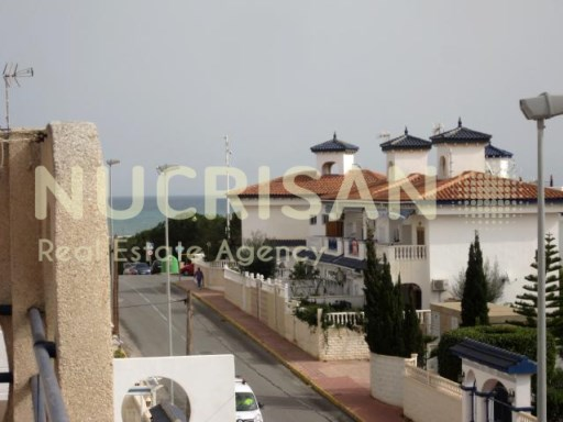 The beach of the Mata Torrevieja Alicante Costa Blanca duplex  | 3 Bedrooms | 2WC