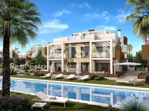 Apartments on ground floor in Orihuela Costa  | 3 Bedrooms | 2WC