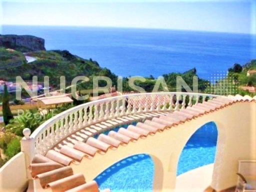 Mediterranean style for sale in Benitachell, Alicante Costa Blanca VILLA | 4 Bedrooms | 3WC