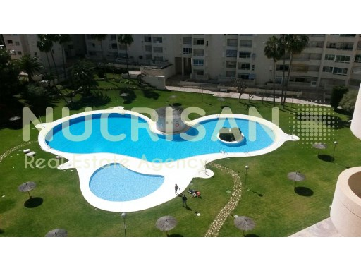 Holiday rental in Campllo Beach Muchavista Alicante Costa Blanca | 2 Bedrooms | 1WC