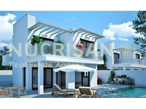 Villa › Pilar de la Horadada | 4 Bedrooms | 3WC