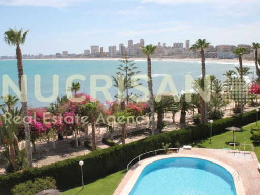 Rental holidays in Campello Beach Muchavista Alicante Costa Blanca. | 2 Bedrooms | 1WC