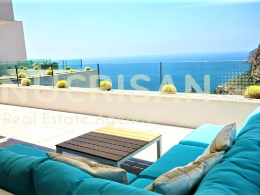 Apartment overlooking the sea in Benitachell Alicante Costa Blanca | 3 Bedrooms | 2WC