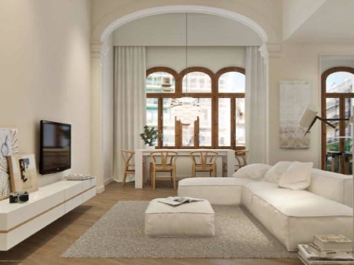 Promotion of apartments in Barcelona Centre › Barcelona