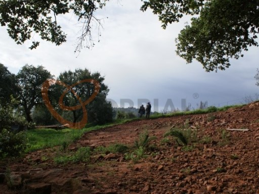 Land for sale with feasibility of construction, Algarve.  |
