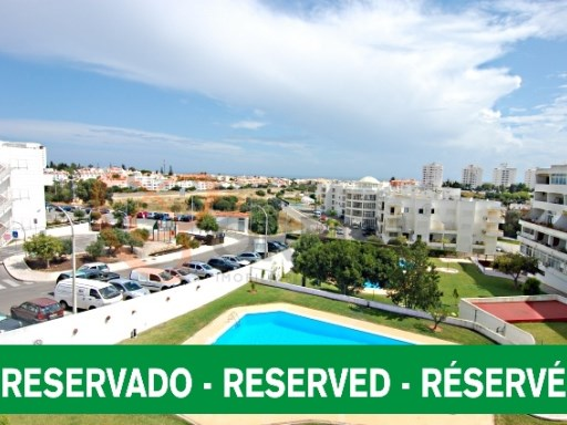 1 bedroom apartment with swimming pool for sale in Albufeira, Algarve. | 1 Bedroom | 1WC