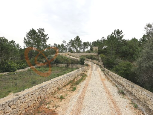 Plot in Paderne, Algarve |