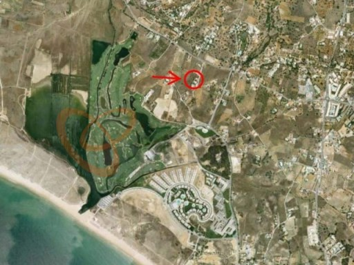 Plot of land for sale in Albufeira with approved project |