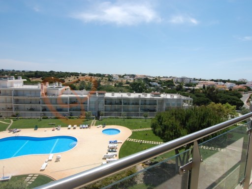 Excellent Penthouse 3 bedrooms villa with pool in Albufeira.  | 3 Bedrooms | 1WC