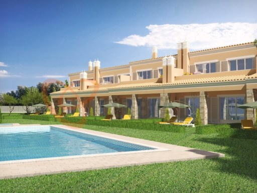 4 bedroom villa for sale in Pêra, Algarve with swimming pool and near the beaches | 4 Bedrooms | 3WC