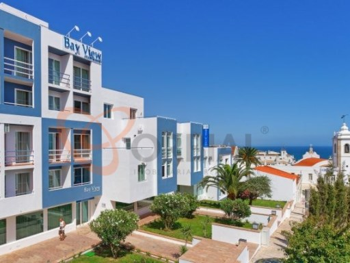 1 bedroom apartment for sale fully renovated in the Centre of Albufeira with pool and garage | 1 Bedroom | 1WC