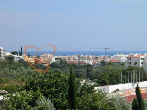 Land plot for construction of detached house in Albufeira  |